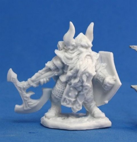 Dain Deepaxe (1) Miniature by Reaper