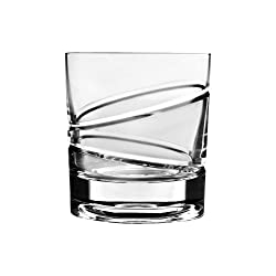 Shtox Sensational Innovative Smooth Spin Crystal Whisky Tumbler 320ml - Made in Germany (Pw12P)