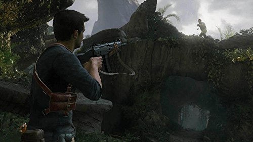 Uncharted 4: A Thief's End  galerija