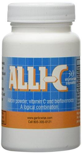 ALLI-C Allicin with Vitamin C and Bioflavonoids