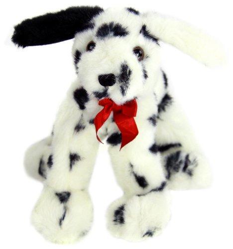 "Purr-Fection Astro Bendum-Buddy Dalmatian 12"" Plush"