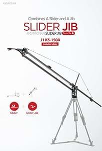 Konova Slider Jib Bundle A J1 K5 150A 59.1 Inch (Include K5 150cm Slider)
