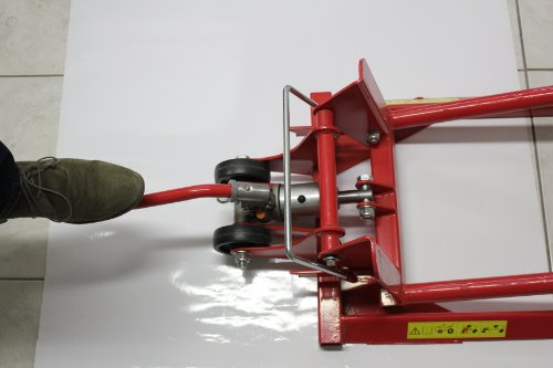 Bradley Cliplift Hydraulic Mower Jack Lift MJ3000 image