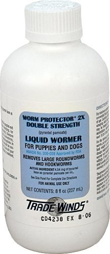 Liquid Wormer for Dogs and Puppies
