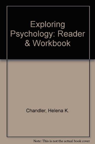 Exploring Psychology: Reader & Workbook