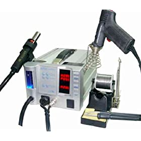 Aoyue 2702A+ SMD Profesional Repair & Rework Station