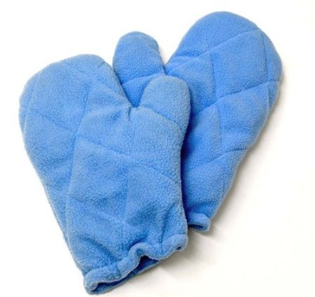 Microwaveable Buckwheat Heat Therapy Mitts