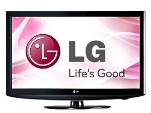 LG 19LH20 19-Inch 720p LCD HDTV, Gloss Black