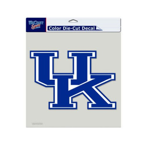 "Kentucky Wildcats Die-Cut Decal - 8""x8"" Color at Amazon.com"