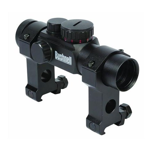 Bushnell Bus-Ar730135C / 1X28Mm- Red Dot- 4 Dial-In Red Or Green