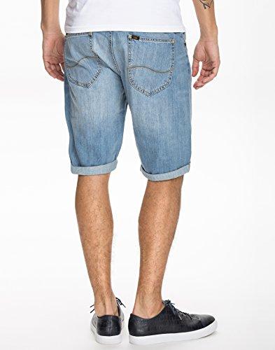 Lee Jeans Men's 5 Pocket Short Stream Bed рубашки lee рубашка one pocket
