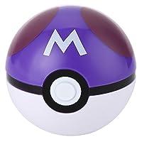 Nicexx (TM) Pokemon Go Master Ball Anime Figure