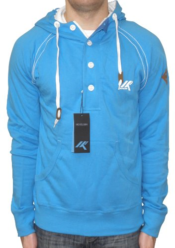 Nickelson MC272 Men's McCarthur Hoody Blue Large