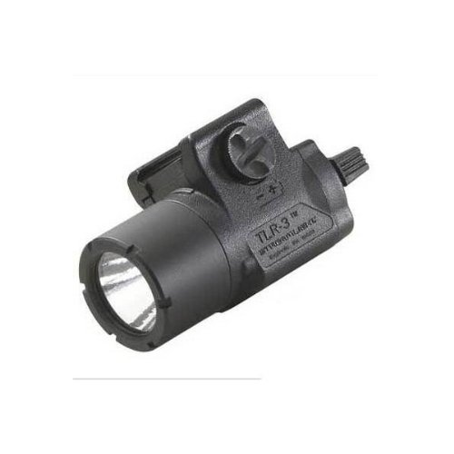 Streamlight 69220 TLR-3 Weapon Mounted Tactical Light with Rail Locating Keys picture