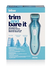 bliss® Trim and Bare It™ Grooming System