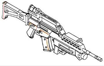 Trumpeter 1/35 German AG36 Grenade Launchers Military Model Kit