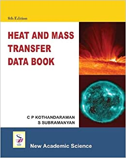 Heat transfer data book kothandaraman