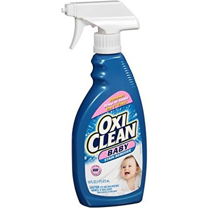 OxiClean Baby Stain Remover, 16 fl oz (Oxy Baby Spray compare prices)