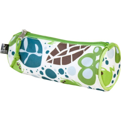 Wildkin Lily Frogs Pencil Case - 1
