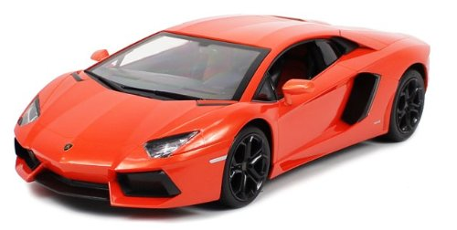 1:14 Officially Licensed Lamborghini Aventador Electric RTR RC Car by AirsoftRC.com (Colors May Vary)