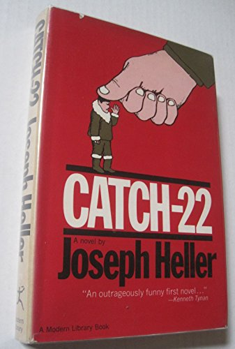 CATCH-22. Modern Library #375., Joseph Heller