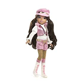 Moxie Girlz Magic Snow Doll- Sophina