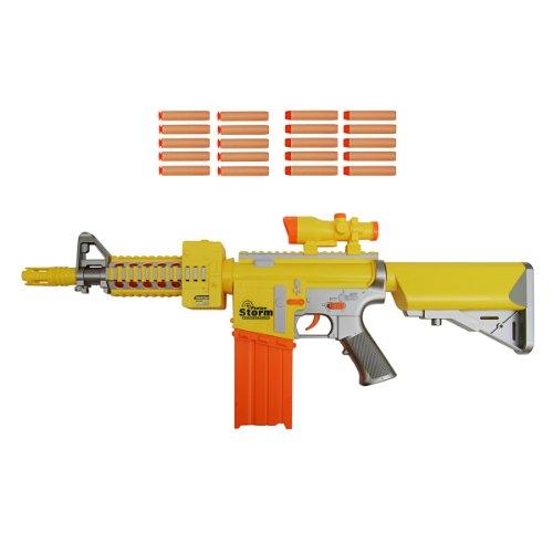 Nerf Estilo de Fotones Tormenta pistola de juguete - Alta Calidad semi suave dardo pistola automática