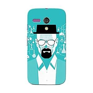 Breaking Bad Icenberg Case For Motorola Moto-G