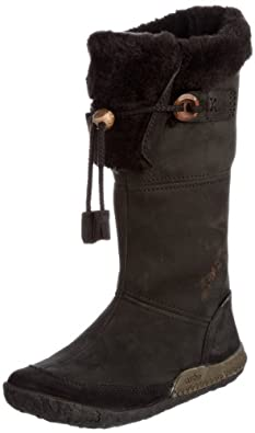 Cushe Women's Cabin Fever WP Winter Boots,Black Leather,38 M EU