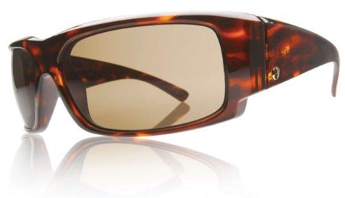 Electric Visual Hoy Inc Polarized Sunglasses,Tortoise Shell Frame/Bronze Lens,One Size