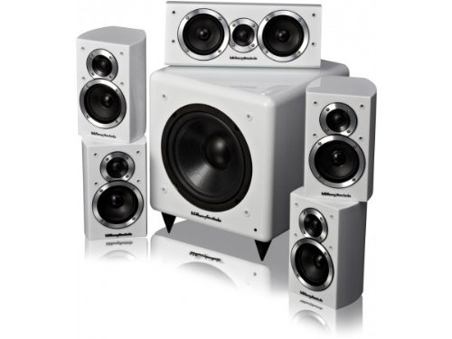 Wharfedale DX1 HCP 5.1 Home Cinema Speaker System (Gloss white) Black Friday & Cyber Monday 2014