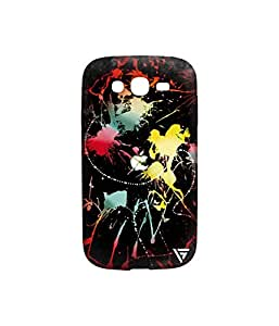Vogueshell Graffiti Design Printed Symmetry PRO Series Hard Back Case for Samsung Galaxy Grand Neo Plus