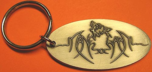MANEGARM LOGO Keyring/ Schlüsselanhänger