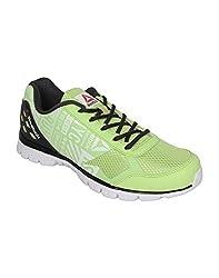 Reebok Shoes Run Voyager Lime/Gravel/White/Blue