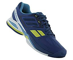 Babolat Propulse Team Bpm All Court Mens Tennis Shoes (Blue) (6.5 D(M) US)