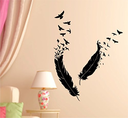 feathers-and-birds-vinyl-wall-decal-sticker-art-graphic-decals-stickers-by-dabbledown