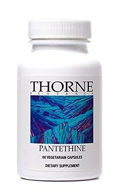 Pantethine (250mg) 60 Capsules