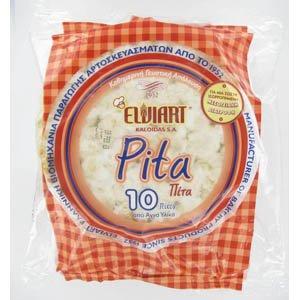 Elviart Flat Pita Bread (10 pieces)