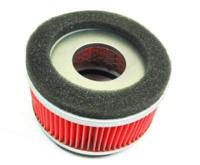 ScootsUSA 164-222-5602 GY6 Stock Round Air Filter Type-2