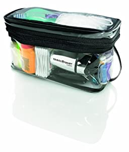 Amazon.com: Travel Smart By Conair Transparent Sundry Kit: Health & Personal Care