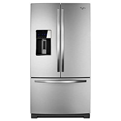 Whirlpool WRF989SDAF 28.6 Cu. Ft. Stainless Steel French Door Refrigerator - Energy Star coupons 2015