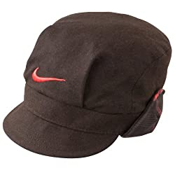 NIKE Mens Dri-FIT Reversible Novelty Caps Velvet Brown Large/X-Large