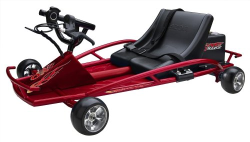 Razor Ground Force Electric Go-Kart (Cherry)
