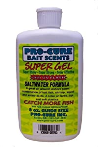Pro-Cure Saltwater Formula Gel, 8-Ounce by Pro-Cure