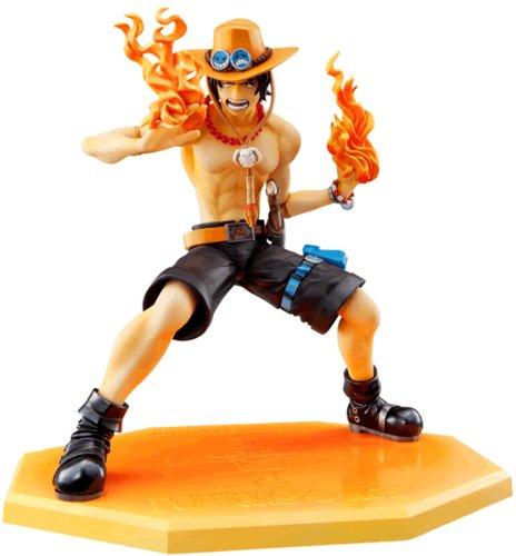 One Piece LIMITED Portgas D. Ace Dome Tour Limitation Vers. Portrait of Pirates POP P.O.P.
