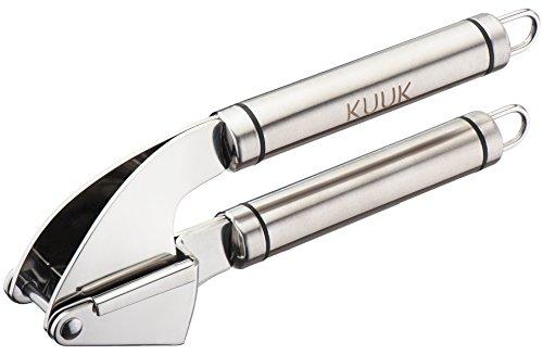 Kuuk Presse-ail professionnel en acier inoxydable Hacher/Emincer - Garantie à vie