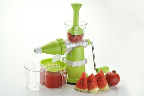 Gooseberry Manual Fruit And Vegetable Hand Juicer (multi Color )