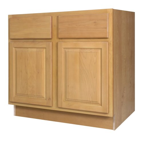Kraftmaid kitchen cabinets all wood cabinetry sb36 vhs 36 for Kitchen cabinets 36 inch