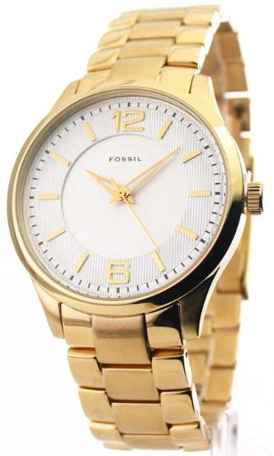 Fossil Men's PR5300 Gold-Tone Watch