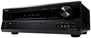 Onkyo TX-SR508 7.1-Channel Home Theater Receiver (Black) (Discontinued by Manufacturer)